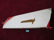 Cessna 172, 175 Vertical Fin, PN 0531006-2 (CALL OR EMAIL TO BUY)