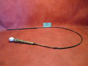 Cessna 210A Mixture Cable PN 1213229-1