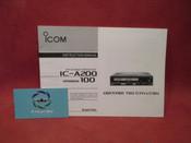 ICOM IC-A200 Version 100 VHF Comm Service Instruction Manual