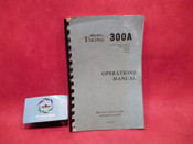 Bellanca 17-30A Super Viking 300A 1973 Operations Manual
