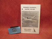 Bellanca 17-30A Super Viking 300A 1973 Owner's Manual