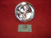 GE 13V 250W  Sealed Beam Lamp PN 4522