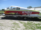 1989 Piper PA-28-161 Cadet Fuselage (EMAIL OR CALL TO BUY)