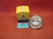 GE Sealed Beam Lamp 28V 50W PN 4593