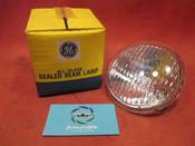 GE Sealed, Beam Lamp 28V 250W PN 4587