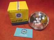GE Sealed Beam Lamp 28V 100W PN 4595,