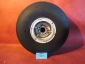 Air Hawk, 6.00-6 Type III Tire W/ Rim PN 30844