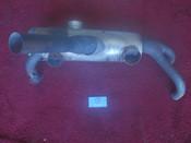 Grumman AA5B Muffler with Shroud  PN 099001-042,099001-007
