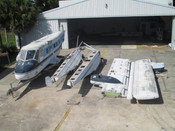 Nomad	N22B Fuselage W/ Wings & Floats (EMAIL OR CALL TO BUY)