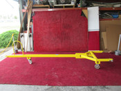 Aircraft Tow Bar PN STC90772-1 (EMAIL OR CALL TO BUY)