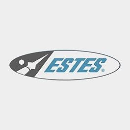 CBT-55 Clear Payload Body Tube Accessory for Flying Model Rockets - Estes 303038