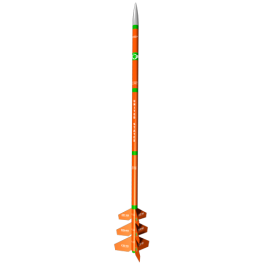 Mini Comanche-3™ Flying Model Rocket - Estes 2448