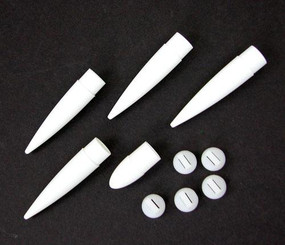 NC-5 Nose Cones  (5 pack) Accessory for Flying Model Rockets - Estes 303160