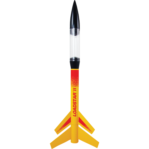 Loadstar™ II Flying Model Rocket - Estes 3227