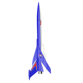 Conquest Flying Model Rocket - Estes 7230