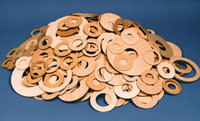 "1/8"" PLY CENTERING RINGS 54mm-29mm - LOC Precision 19004"