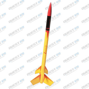 Zenith II  Model Rocket Kit - Quest 3005