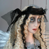 Handmade Marionette - The Black Angel