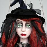 Handmade Marionette - Enchantress Palisandra