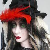 Handmade Marionette - Isabel
