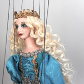 Handmade Marionette - The Little Princess