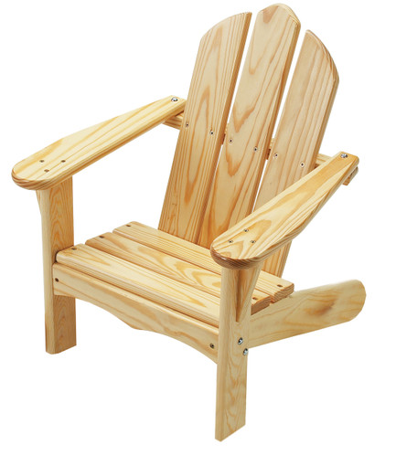 Little Colorado Child's Adirondack Chair - Unfinished