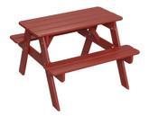 Little Colorado Child's Picnic Table
