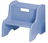 Little Colorado Kid's Step Stool - Pastel Blue