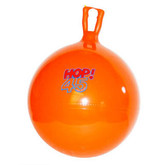 Gymnic Hop Ball 45 - 18 Inch Orange