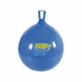 Gymnic Hop Ball 66 - 26 Inch Blue