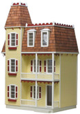 Alison Jr Unfinished Dollhouse Kit