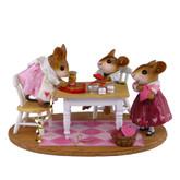 Wee Forest Folk Miniature - Valentine Workshop Limited Edition (M-466b)