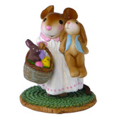 Wee Forest Folk Miniature - Easter Morning Surprise (M-524)