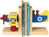 Maple Landmark Biplane Bookends (70214)