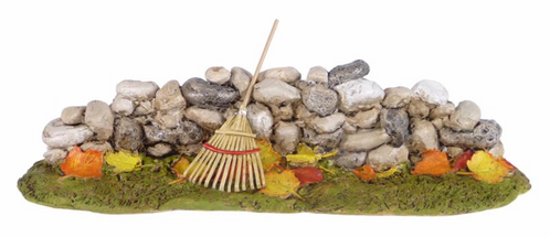Wee Forest Folk Miniatures Accessory - The Old Stone Wall (A-33)