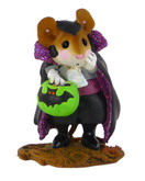 Wee Forest Folk Miniature - Count Spooky (M-284a)