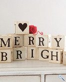 Maple Landmark Chatterblocks (32020) Merry & Bright