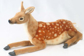 Hansa Deer, Lying Down 24''L