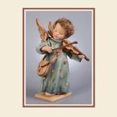 R John Wright Dolls - Hummel Celestial Musician