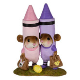 Wee Forest Folk Miniature - Color Me Easter (M-533b)