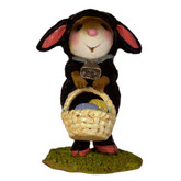Wee Forest Folk Miniature - Mommy's Little Black Sheep (M-433a)