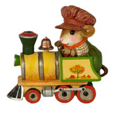 Wee Forest Folk Miniature - Harvest Engine (M-453j)