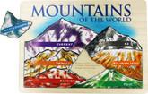 Maple Landmark Mountain Peaks Lift and Learn Puzzle