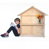 American Toyworks Large Wooden Dollhouse