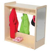 Dress-Up Center with Mirror (WD91175)