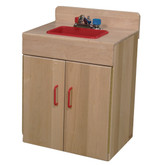 Heritage Solid Maple Play Sink