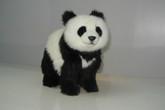 Hansa Panda Bear Cub, Standing 15''