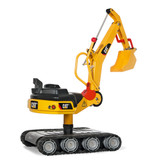 CAT Metal Sandbox Digger by Rolly Toys
