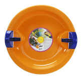 Kettler Fun UFO Saucer Sled - Orange