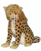 Hansa Cheetah, Lg Sitting 17'' (4303)
